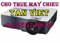 cho thue may chieu re - chat