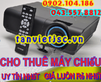 cong ty cho thue may chiếu gia rẻ5